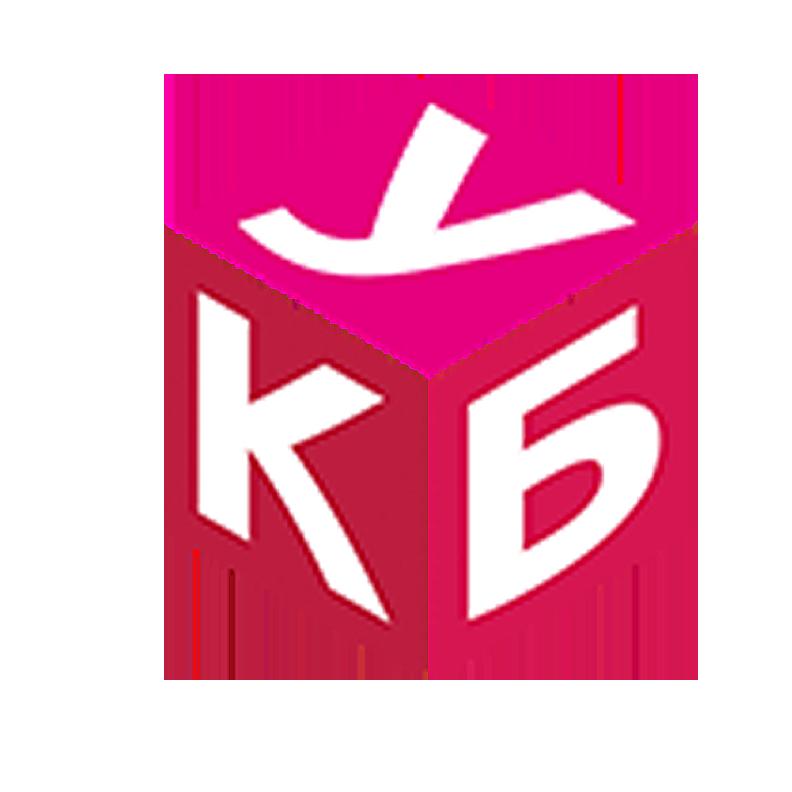 логотип сайта компании КУБ