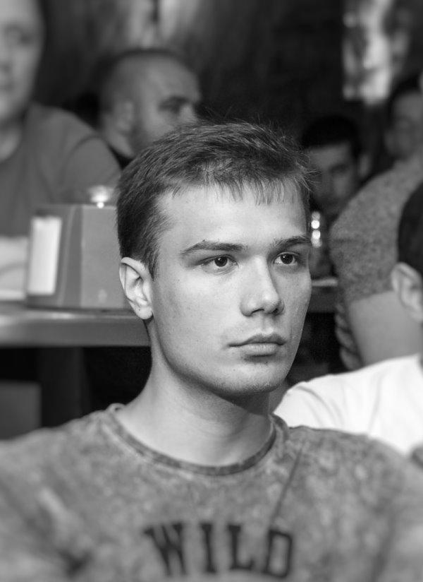 Мылов Егор, аккаунт-менеджер